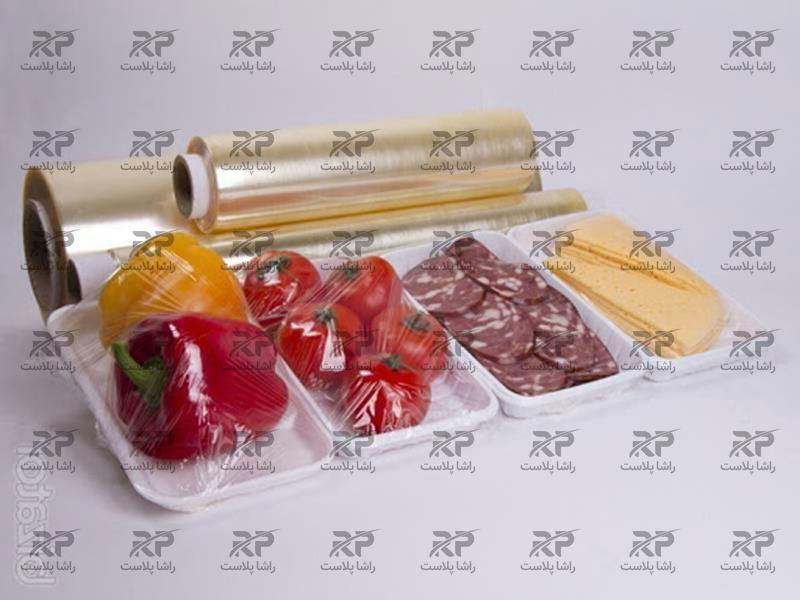 تولید استرچ غذایی